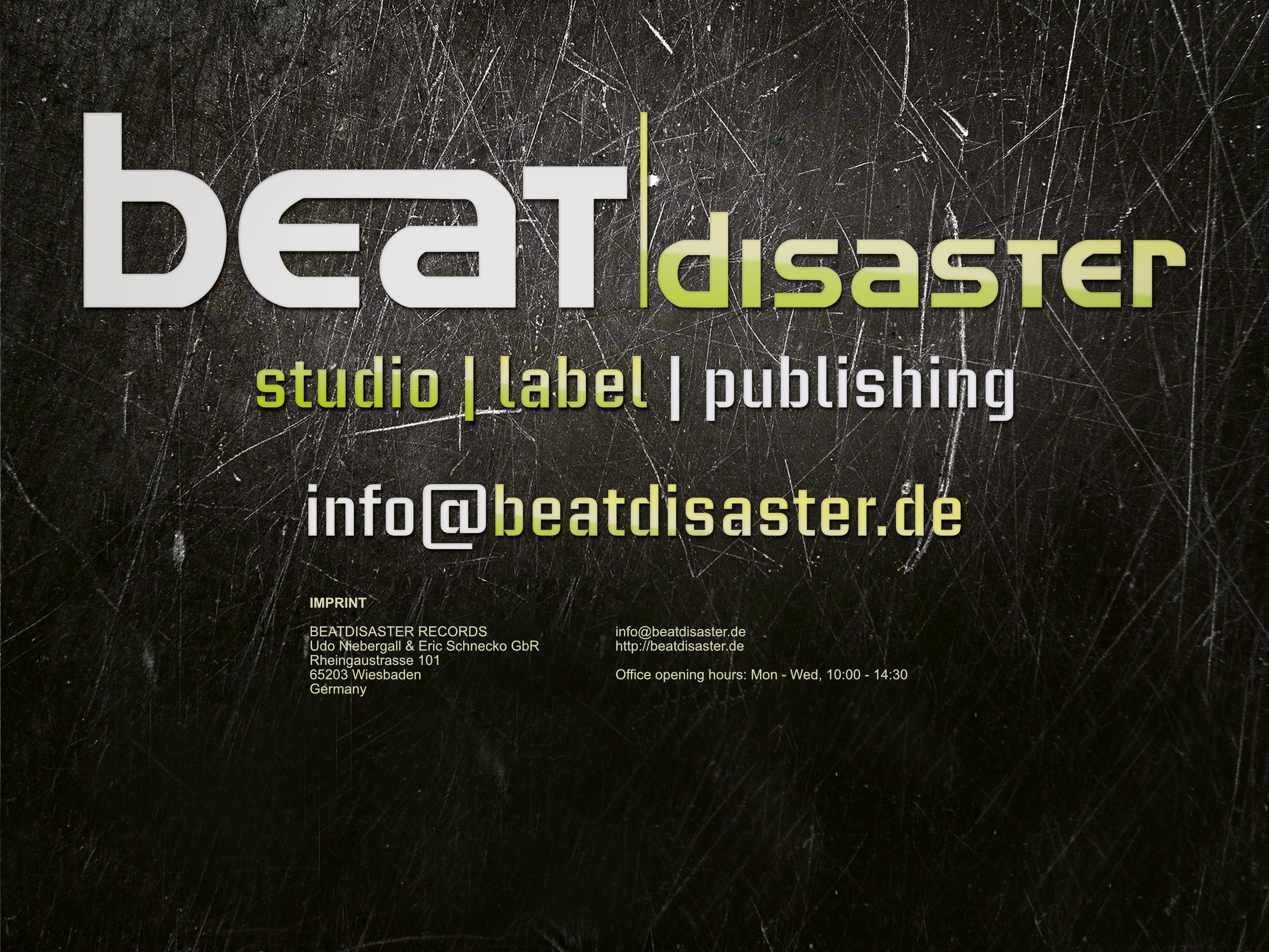 Beatdisaster Records